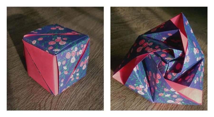 fleur-rose-cube-magique-pliage-papiers-origami-activités-créatives-de-mademoiselle-blog-mcommemademoiselle