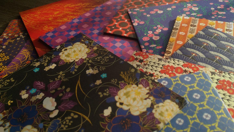 Initiation printanière aux activités créatives de Mademoiselle papiers-feuilles-origami-pliage-mcommemademoiselle