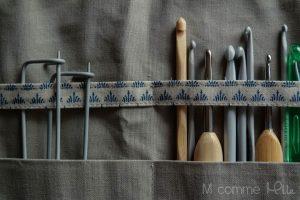 Mystère des Bermudes, la pochette de rangement tricot et crochet mystère-des-bermudes-la-pochette-rangement-tricot-et-crochet-tissu-triangles-couture-m-comme-mademoiselle1
