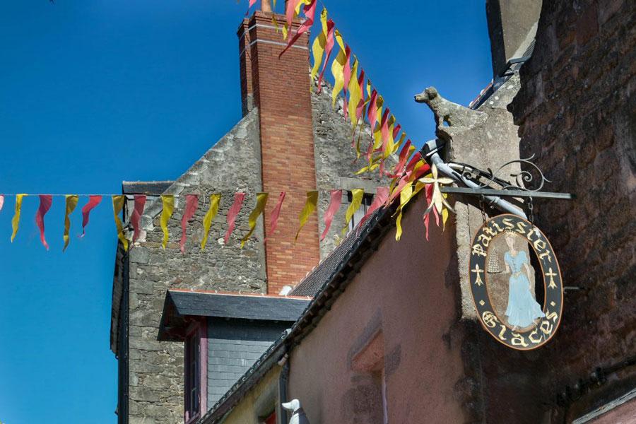 Guérande, la cité médiévale